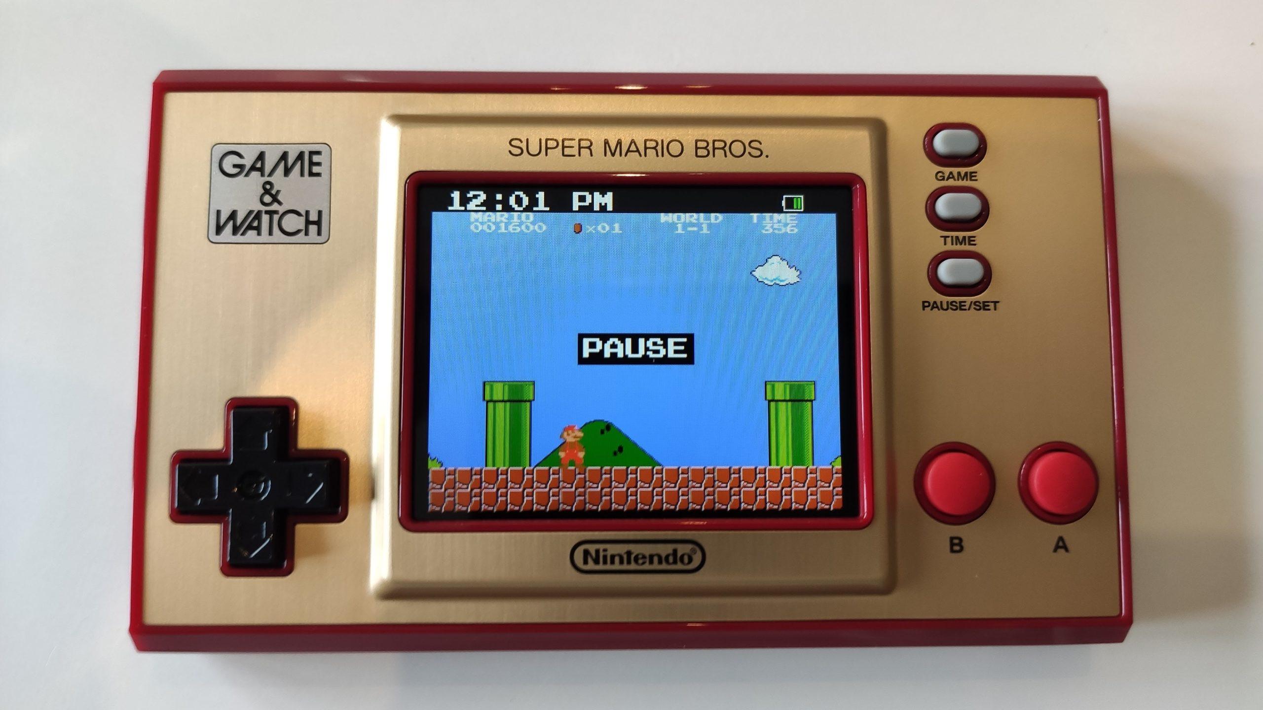 aperçu de Mario Bros